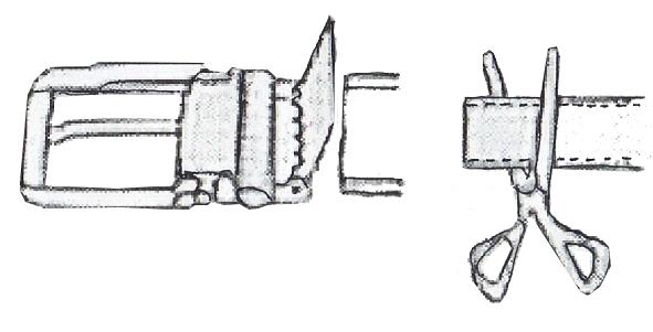 クロコダイル マット 35ミリ ベルト クロスステッチ マルチ