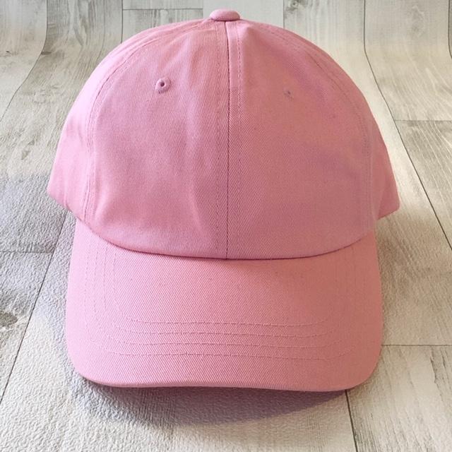 HANAちゃん刺繍CAP【特典HANAちゃん誕生秘話をプレゼント】