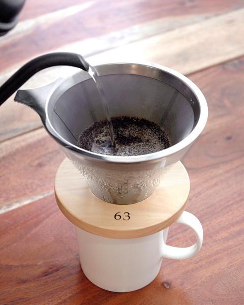 カフェケトル&コーヒーサーバー・ドリッパー