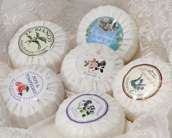 フィレンツェの香る石鹸
