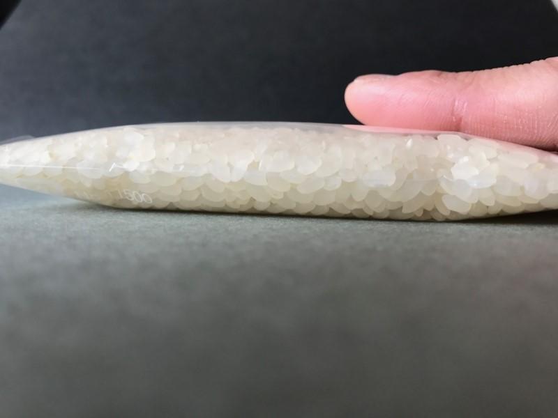 アレンジ用 お米のノベルティ品(平袋/1合・150g)