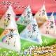 6色選べるお米のプチギフト 結婚式用(テトラパック/名前・日付入れ/感謝をこめて/1合・150g)