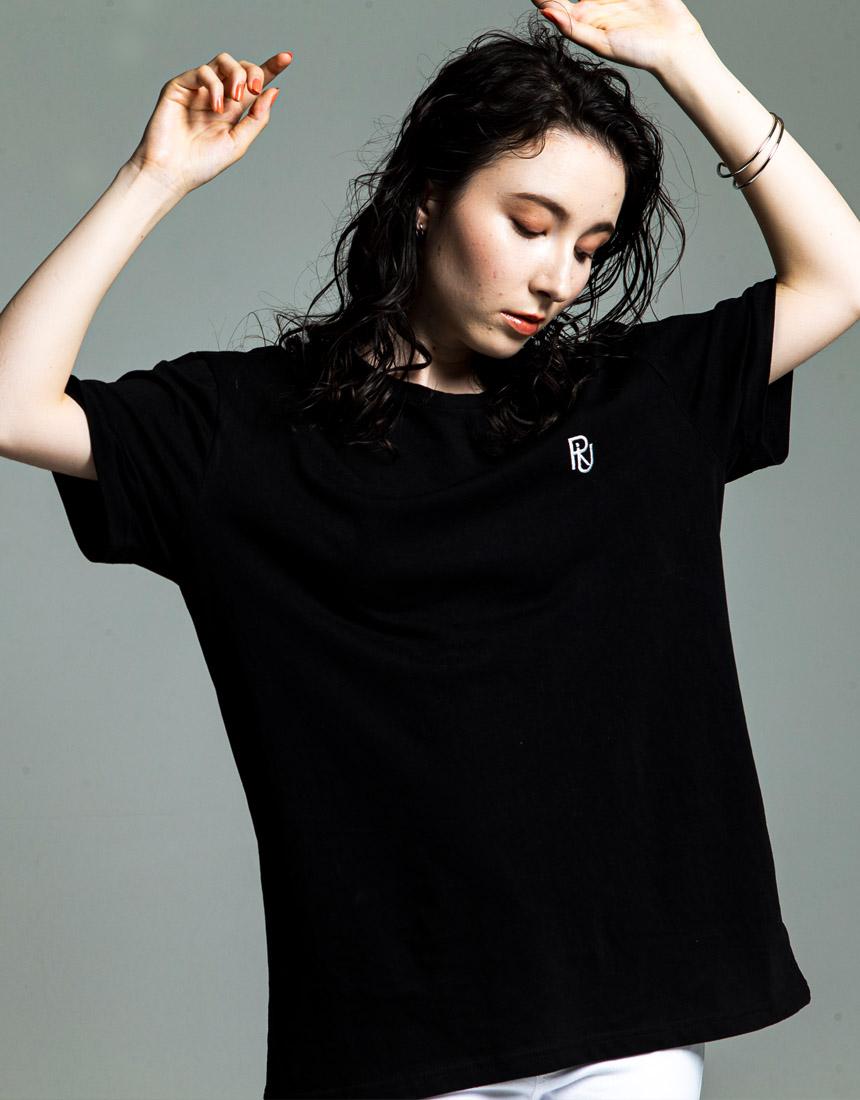 Riu unisex logo T-shirt