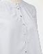 Back cross open shirt