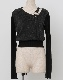 【再入荷】Shoulder ring belt knit