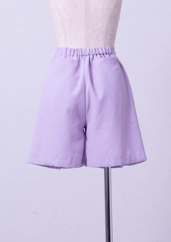 Big tack short pants