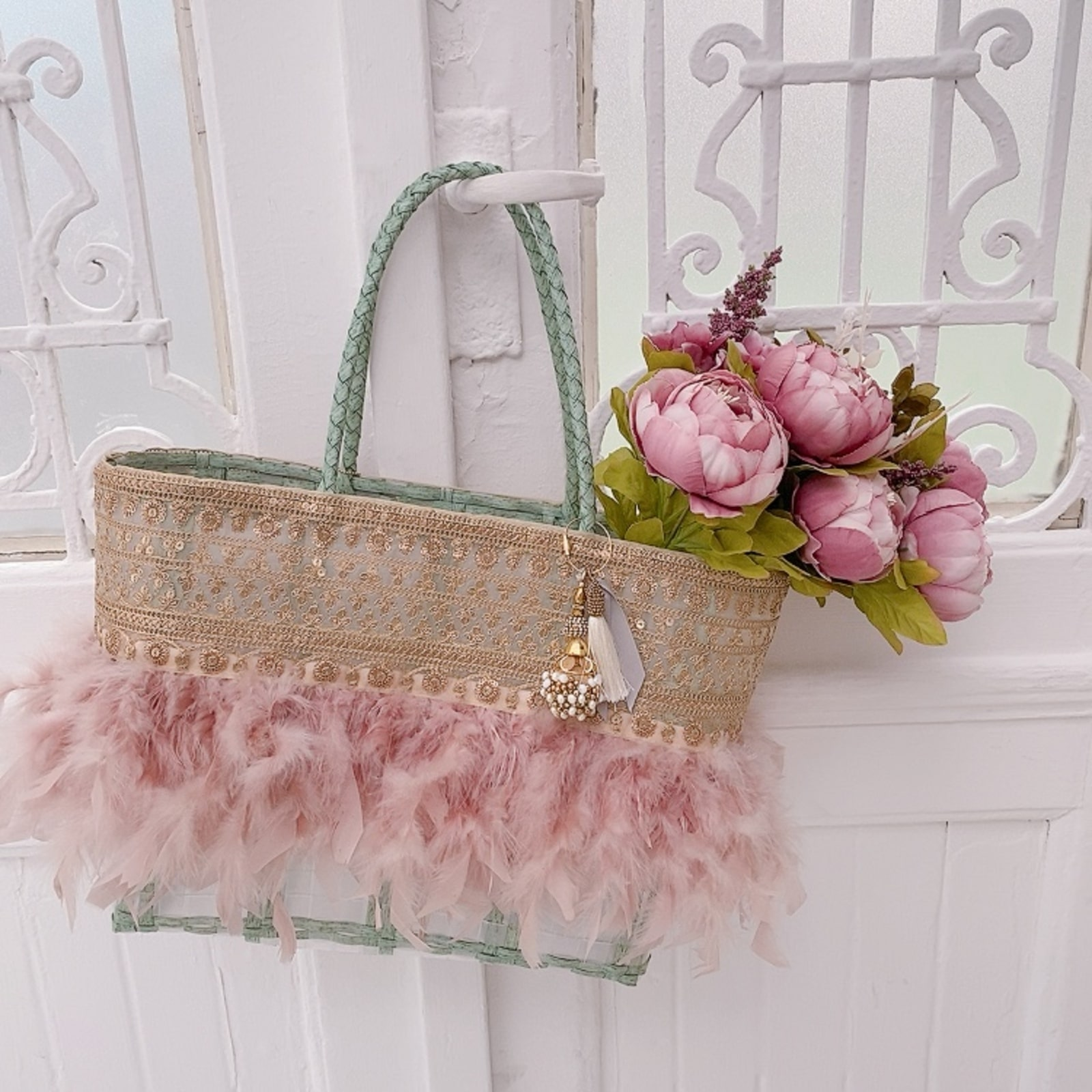 Candy Panier【L】 Crystal Palace