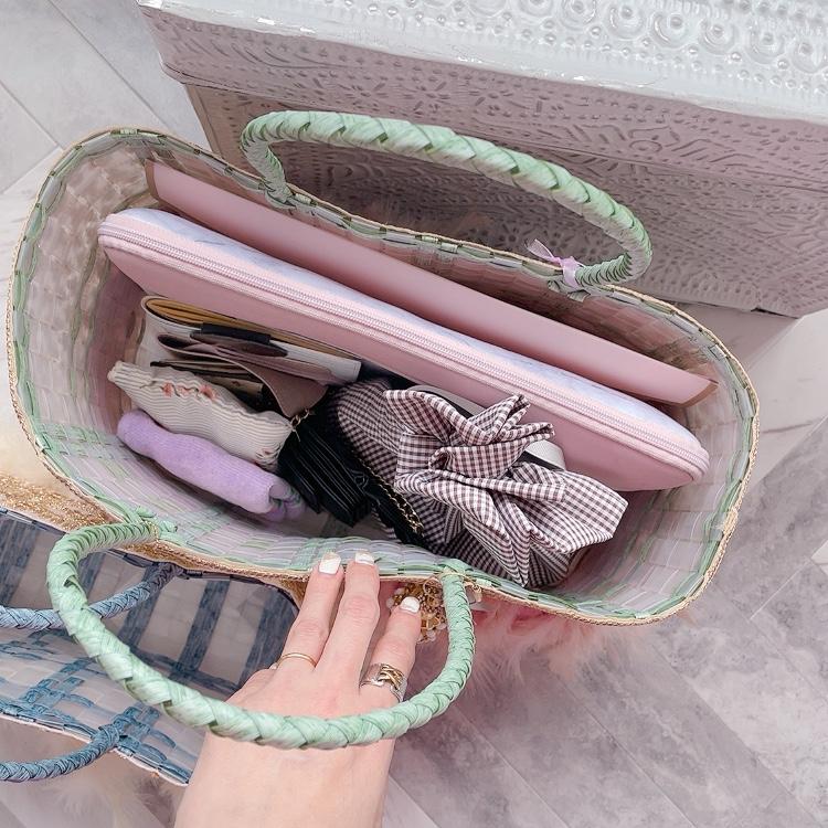 Candy Panier【L】Daisy Fuchsia