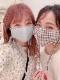 マスク Ribbon Linen Mask