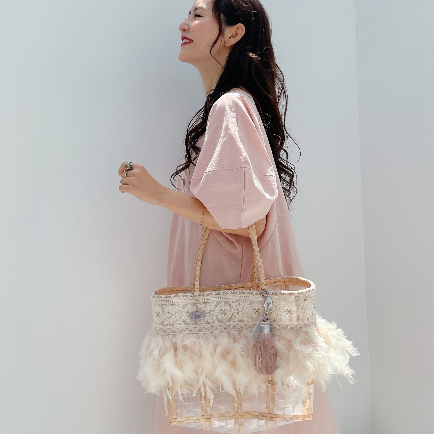 Candy Panier【L】Purely Arabesque