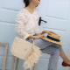 ポーチ&トート Crystia Shell Ivory