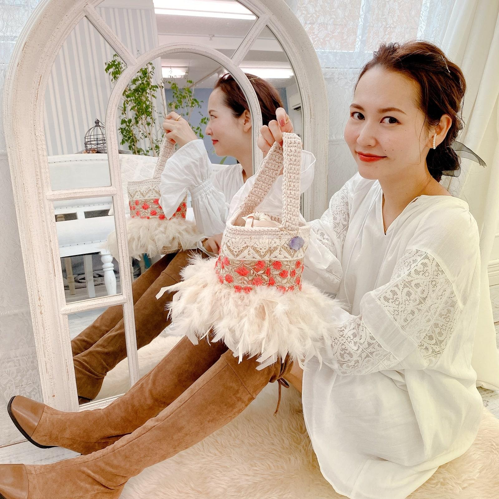 ニットバケツ Mellow Fleur 11/12 20:00発売