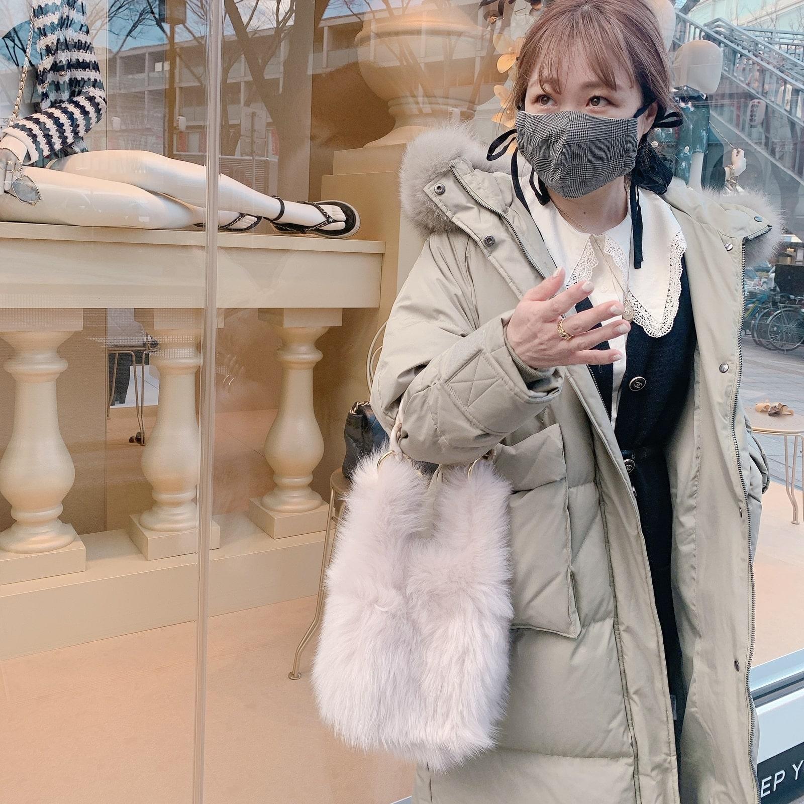 2020新作 ムートンバッグ My PuffyTeddy 11/12 20:00発売