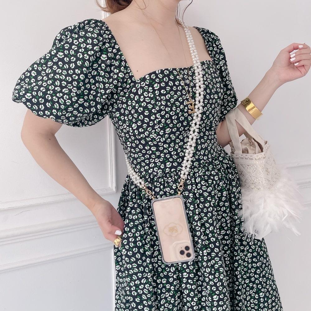 【再入荷】Pearl Chain SmartPhoneCase