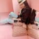 カゴ Destinee Perle Pink