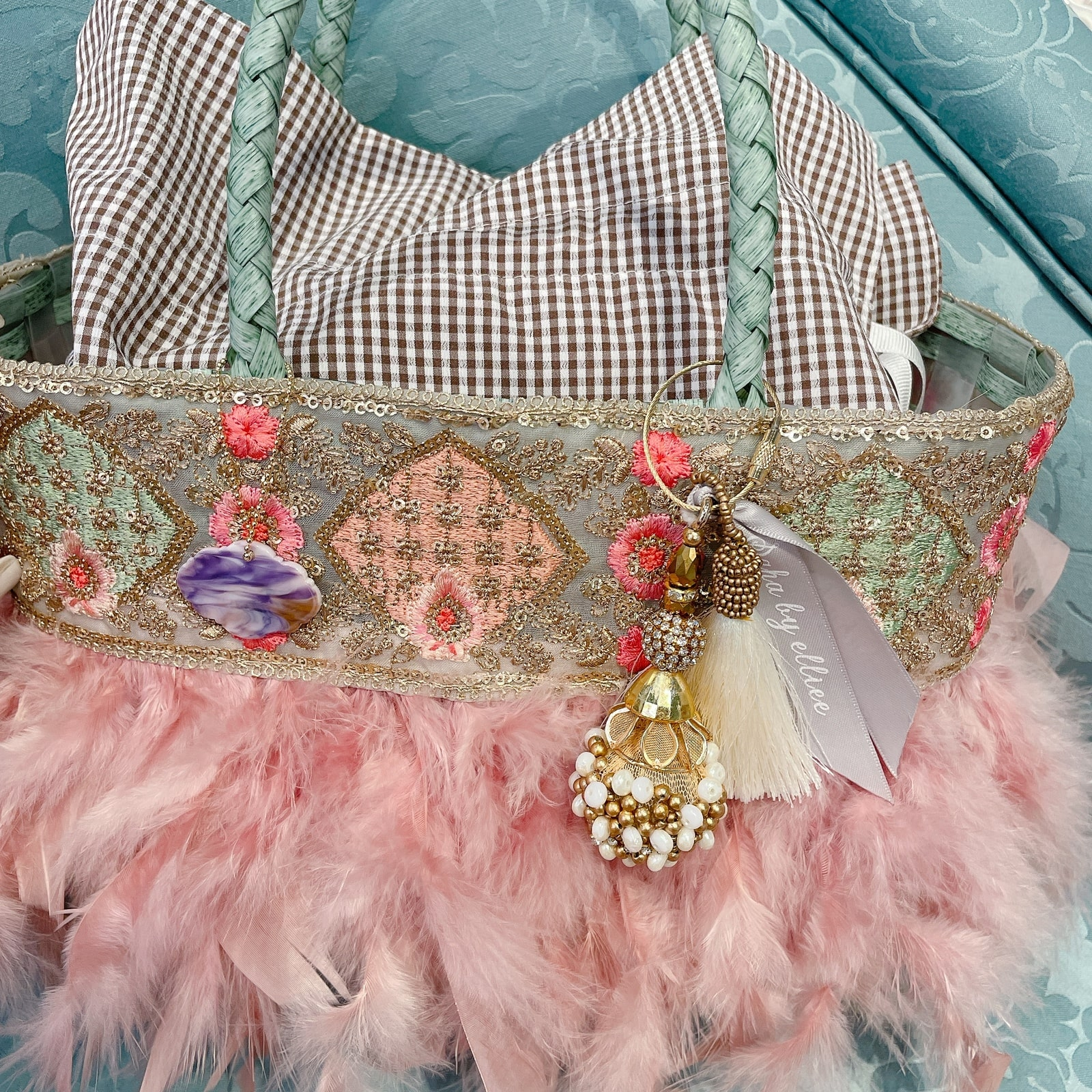 Candy Panier Moroccan Bell