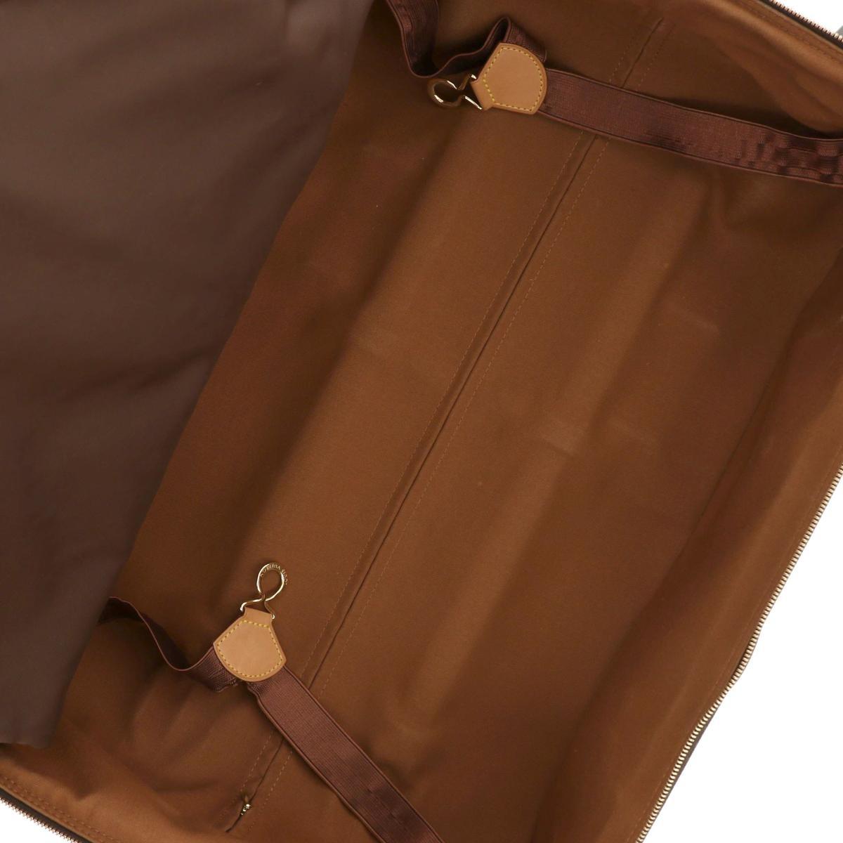 【中古】LOUIS VUITTON (ルイヴィトン) ペガス55 バッグ キャリーバッグ/スーツケース モノグラム Brown/ブラウン M23294 used:B