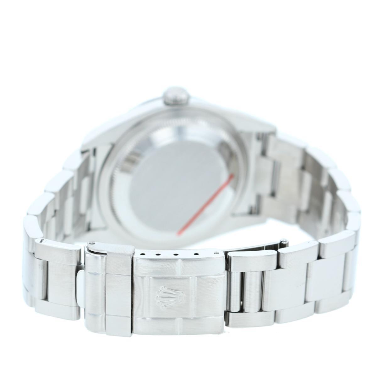 【中古】 ROLEX (ロレックス) エクスプローラーI 時計 自動巻き/メンズ EXPLORER� Black 114270 used:A