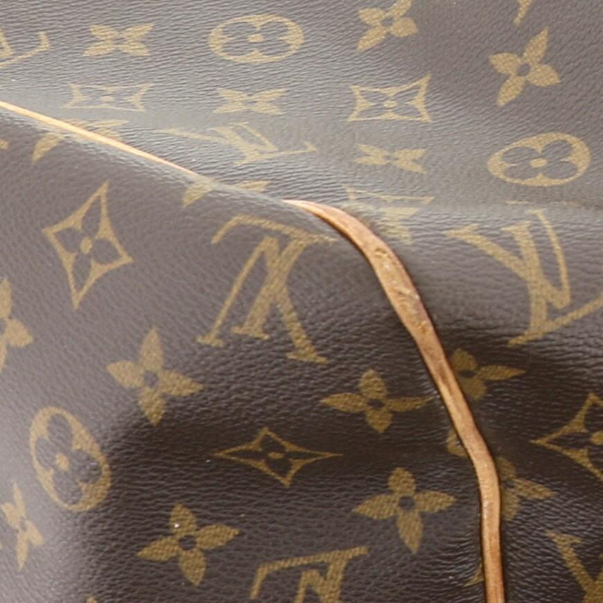 【中古】ルイヴィトン バティニョール・オリゾンタル トートバッグ モノグラム LOUIS VUITTON Batignolles Horizontal Tote Shoulder Monogram M51154