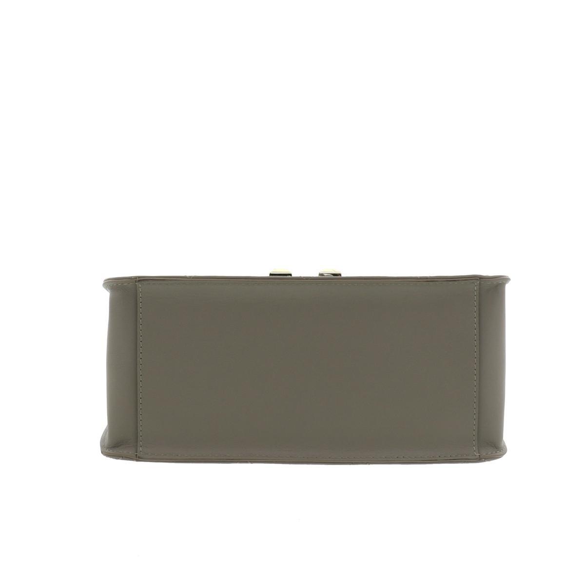 【中古】FURLA (フルラ) 2WAY ショルダーバッグ バッグ トートバッグ Shoulder Bag Gray 1006267 BUA2 unused:S