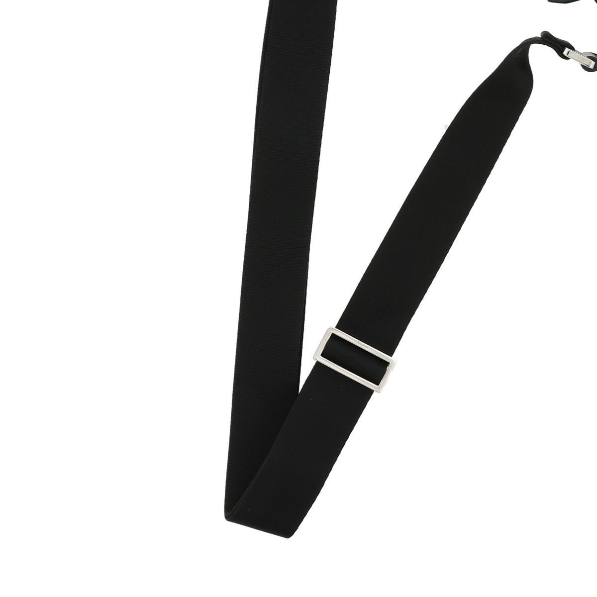 【中古】 Salvatore Ferragamo (サルバトーレフェラガモ) ショルダーバッグ バッグ ショルダー/メッセンジャーバッグ  Navy FB-240866 unused:S