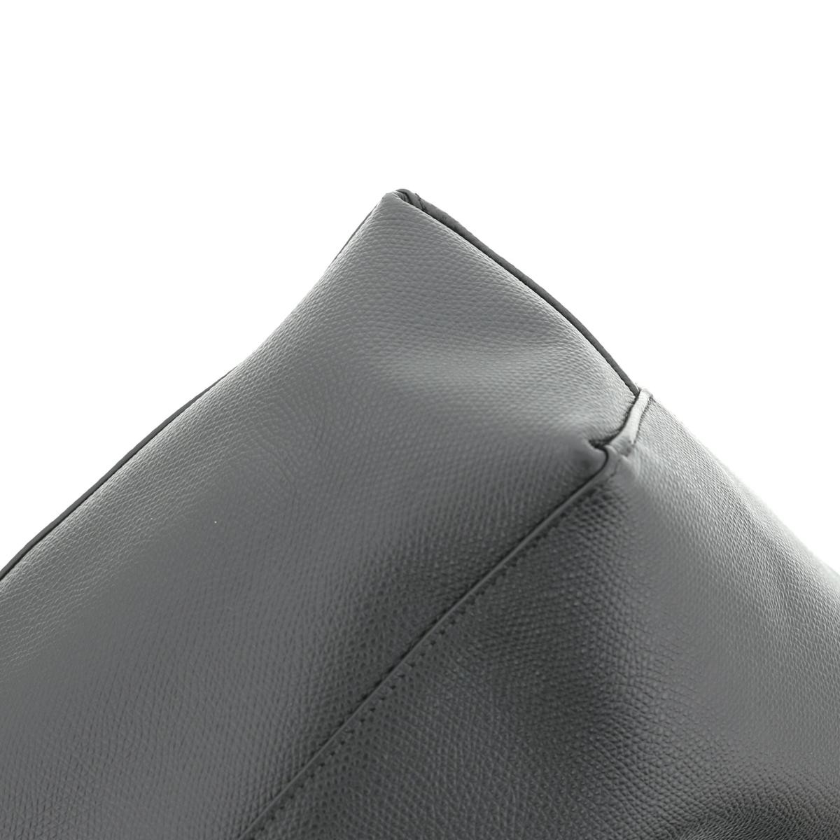 【中古】CELINE セリーヌ カバ スモール 2WAY トートバッグ バッグ ハンドバッグ  Black/ブラック 17618 used:A