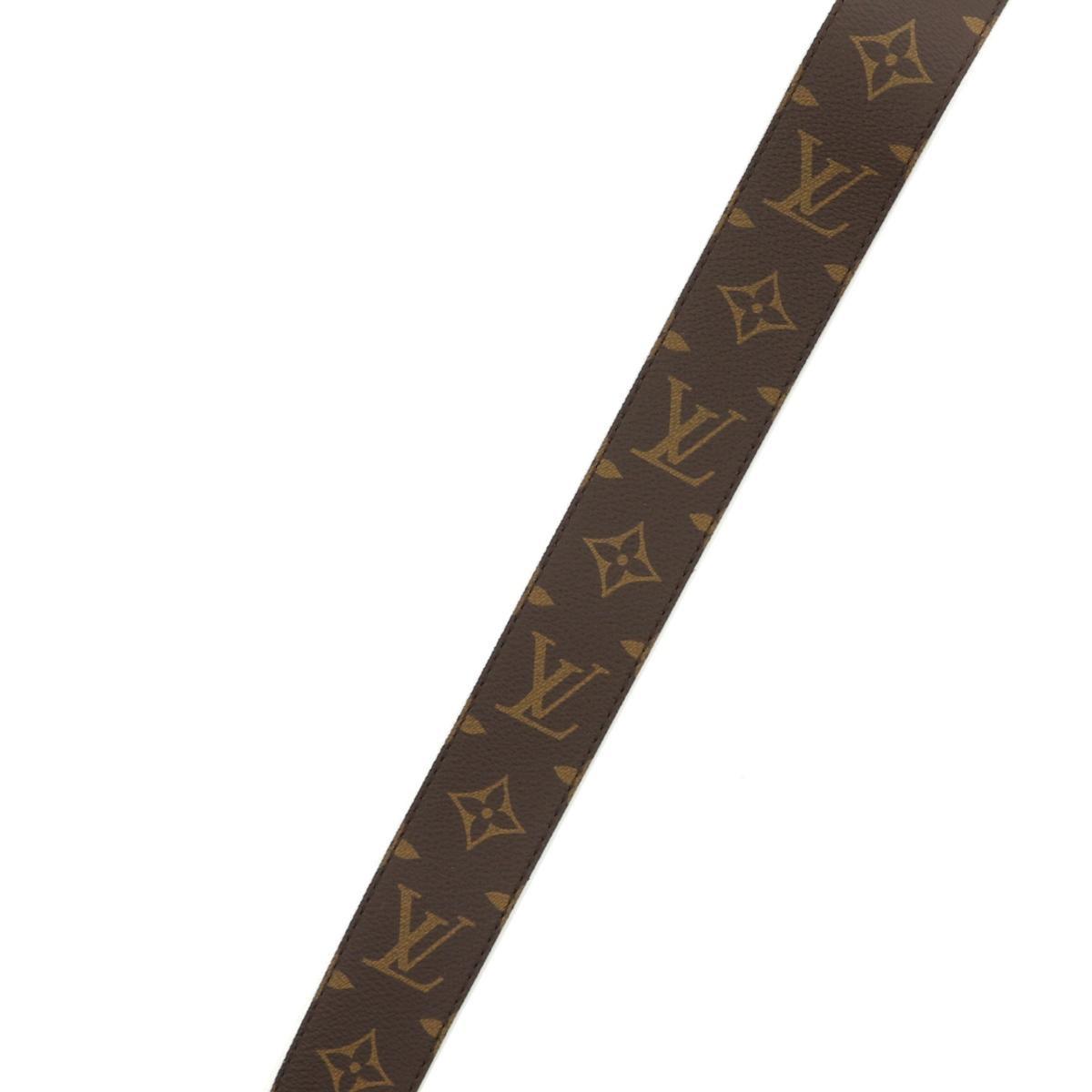 【即日発送・水曜定休日・木曜発送】【美品】【中古】【オススメ】【RI】 LOUIS VUITTON (ルイヴィトン) ショルダーストラップ 小物 ショルダーストラップ Monogram/Hotpink モノグラム・ホットピンク J02285 used:A