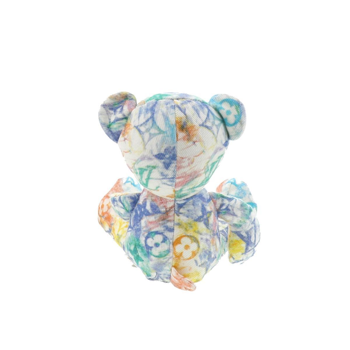 【最終値下げ】【極上品】【オススメ】LOUIS VUITTON ルイヴィトン ドゥドゥ・ルイ ギフティングコレクション ぬいぐるみ テディベア GI0502