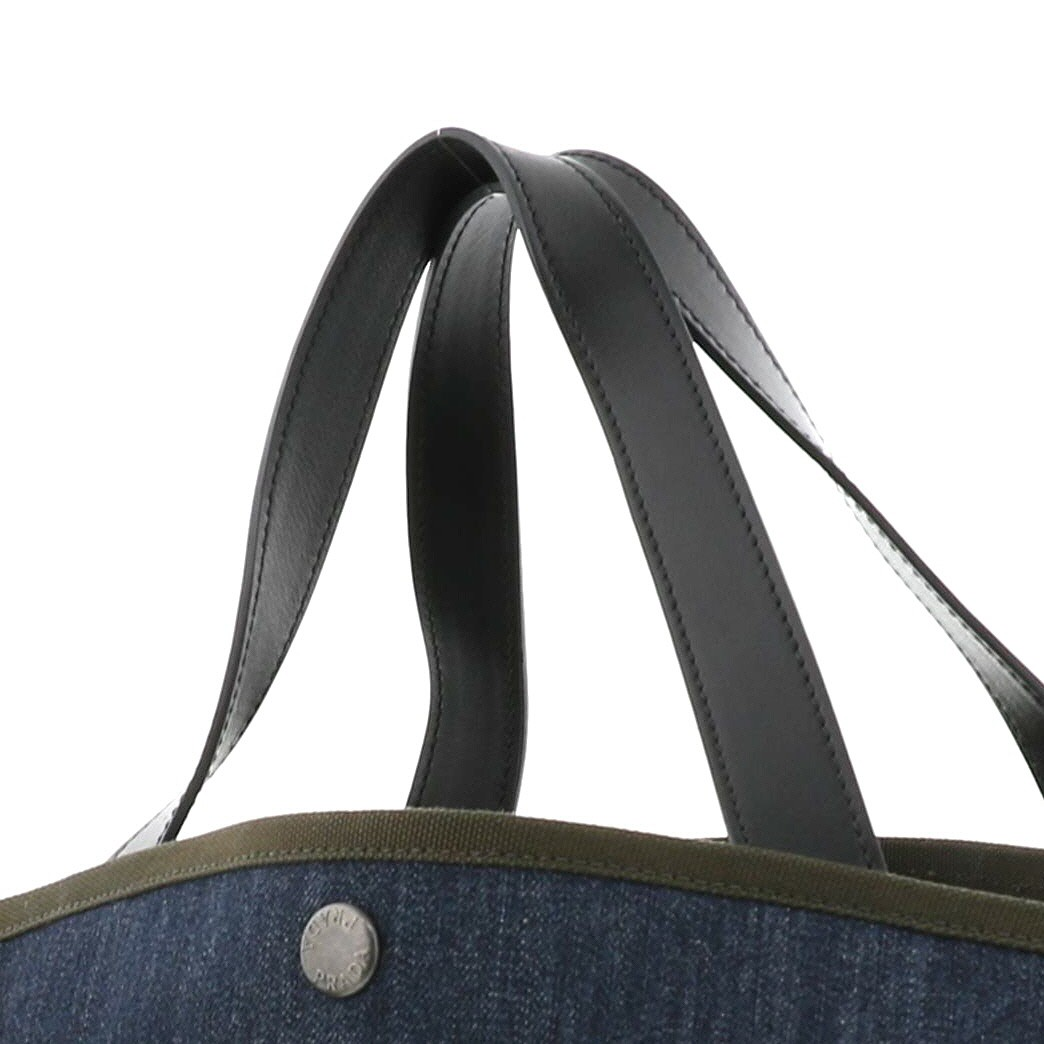 【SALE】【即日発送・水曜定休日・木曜発送】【美品】【オススメ】【RI】 PRADA (プラダ) 2WAY トートバッグ バッグ トートバッグ  Blue/ブルー 1BG242 used:A