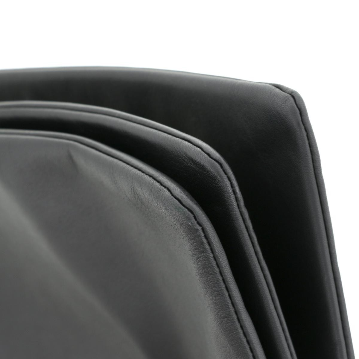 【SALE】【中古】CELINE セリーヌ ラージトリオ バッグ ショルダー/メッセンジャーバッグ TRIO Black/ブラック 171453 used:B