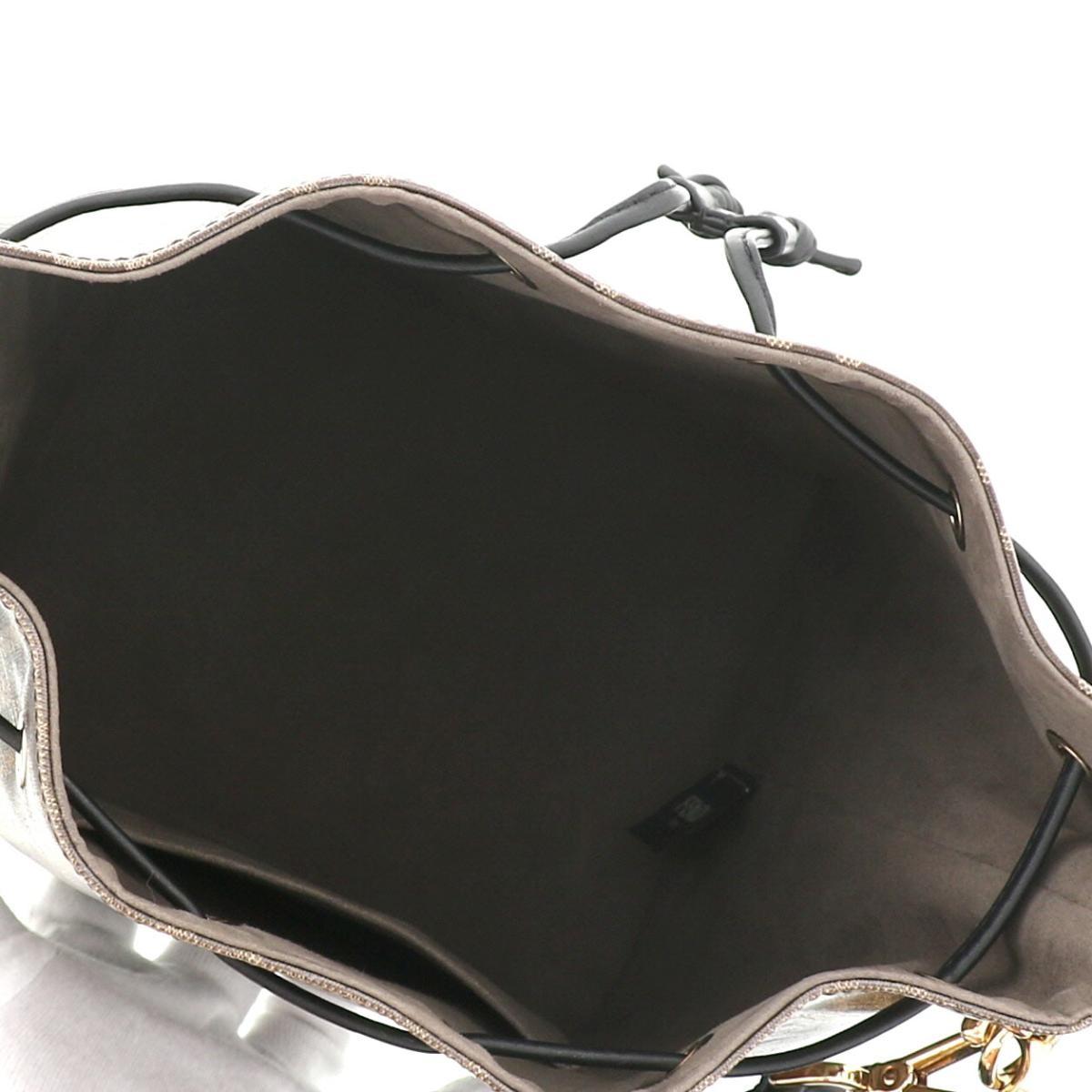 【中古】FENDI フェンディ モントレゾール バッグ ショルダー/メッセンジャーバッグ  Black/ブラック 8BT298 used:B