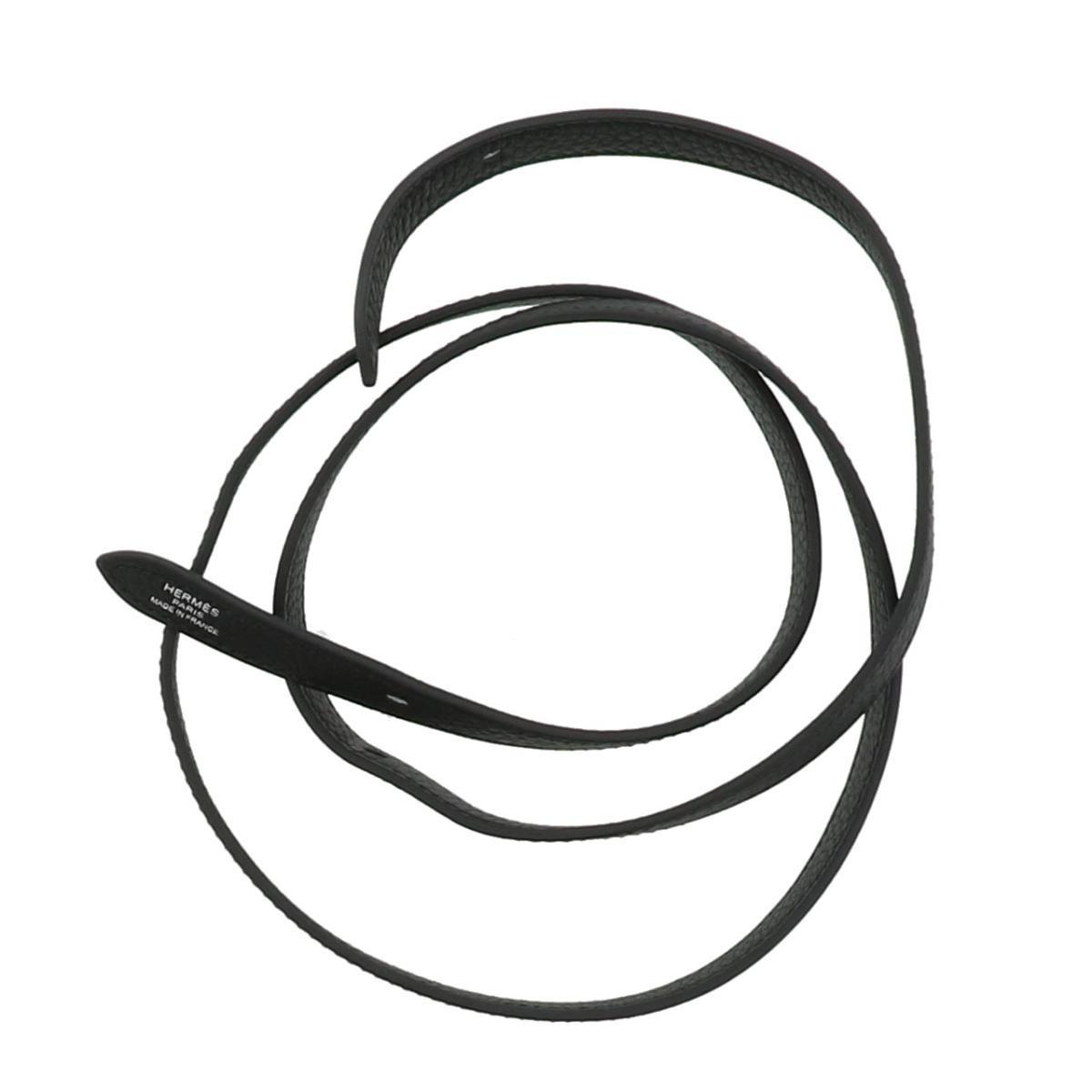【即日発送・水曜定休日・木曜発送】【極上品】【オススメ】【RI】HERMES エルメス ハンドバッグ ブラック トリヨンクレマンス アルザン31
