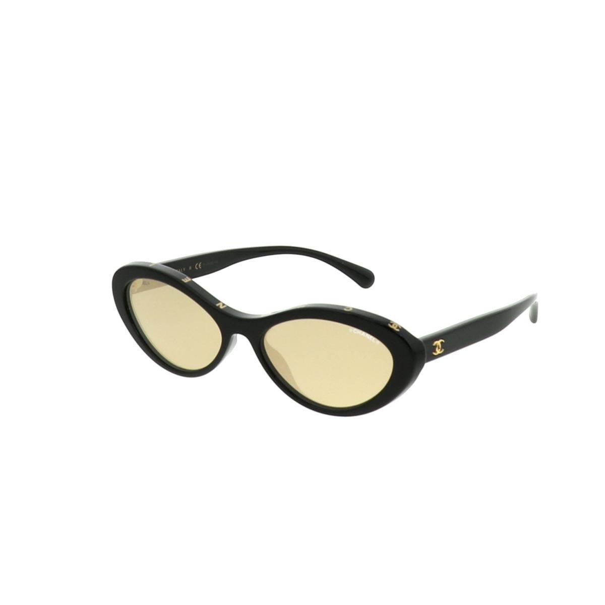 【即日発送・水曜定休日・木曜発送】【極上品】【オススメ】【RI】 CHANEL (シャネル) サングラス 服飾 眼鏡/サングラス Sunglasses Black/ブラック