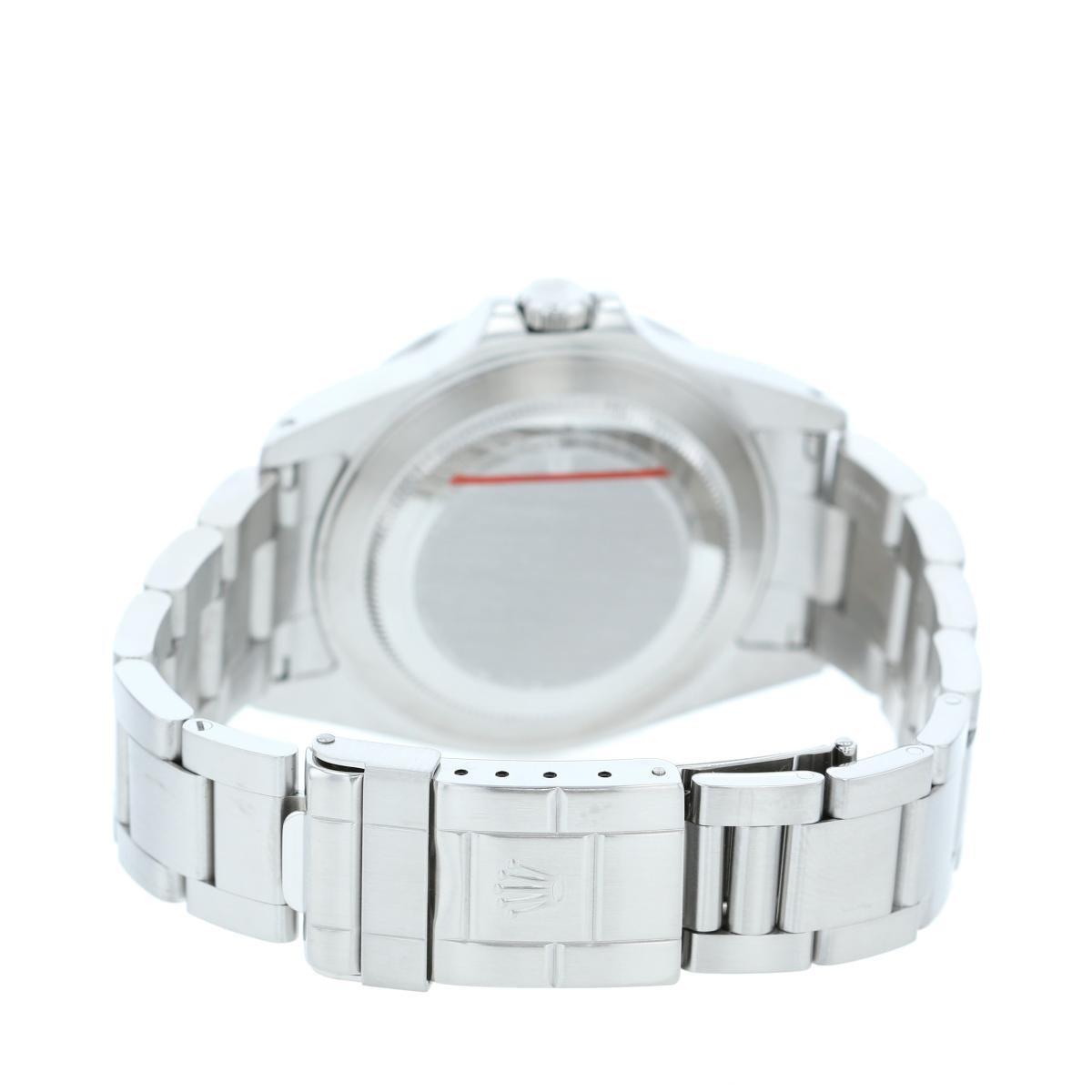 【中古】 ROLEX (ロレックス) エクスプローラーII White 時計 自動巻き/メンズ EXPLORER�/White White 16570 used:A