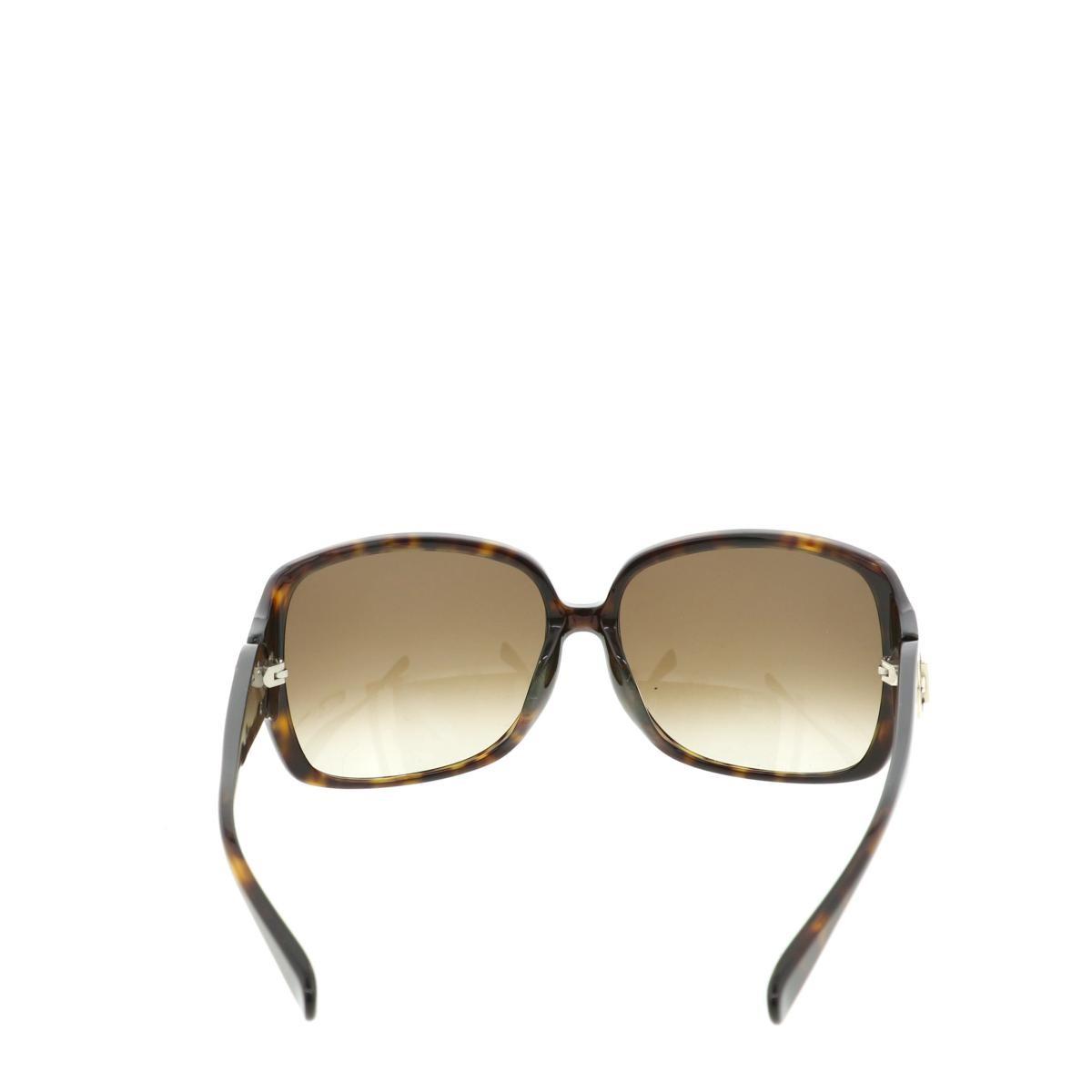 【中古】MARC BY MARC JACOBS (マークバイマークジェイコブス) サングラス 服飾 眼鏡/サングラス Sunglasses Brown/ブラウン  used:A