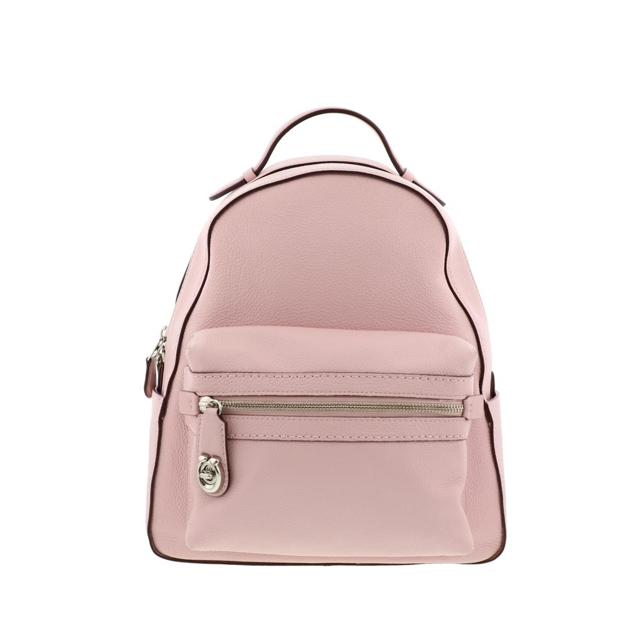 【SALE】【中古】 COACH コーチ バックパック バッグ リュックサック/デイパック  Pink/ピンク 35608 used:A