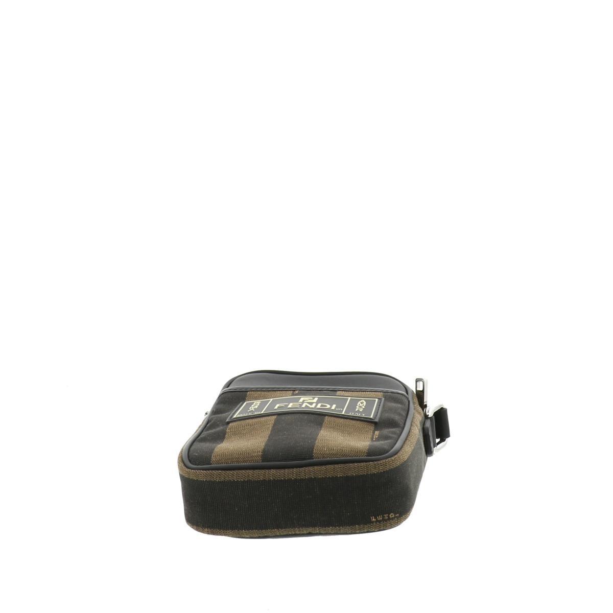 【美品】フェンディ ペカン ショルダーバッグ FENDI Pecan Shoulder Bag 7VA456