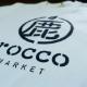 rocco market Tシャツ(S)