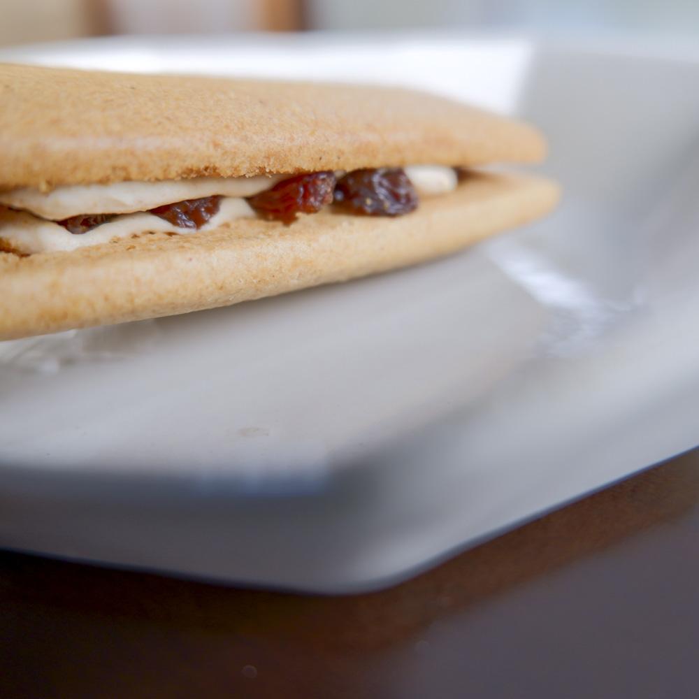 ピーナッツバターレーズン(クッキー)