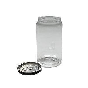 缶シーリング専用 容器(円柱)330ml 200個入