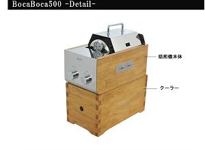小型焙煎機