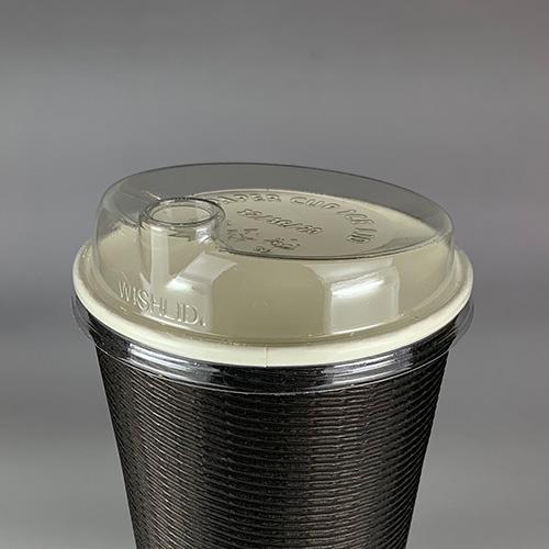 【プラカップ・紙コップ】テイクアウト 使い捨てカップ コーヒーカップ 90mm口径 ノーストローフタ アイスタイプ 1000個