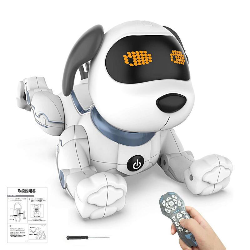 ロボット 犬 おもちゃ ペット 犬型ロボット ロボットドッグ 電子ペット プログラミング ロボットおもちゃ ペットロボット