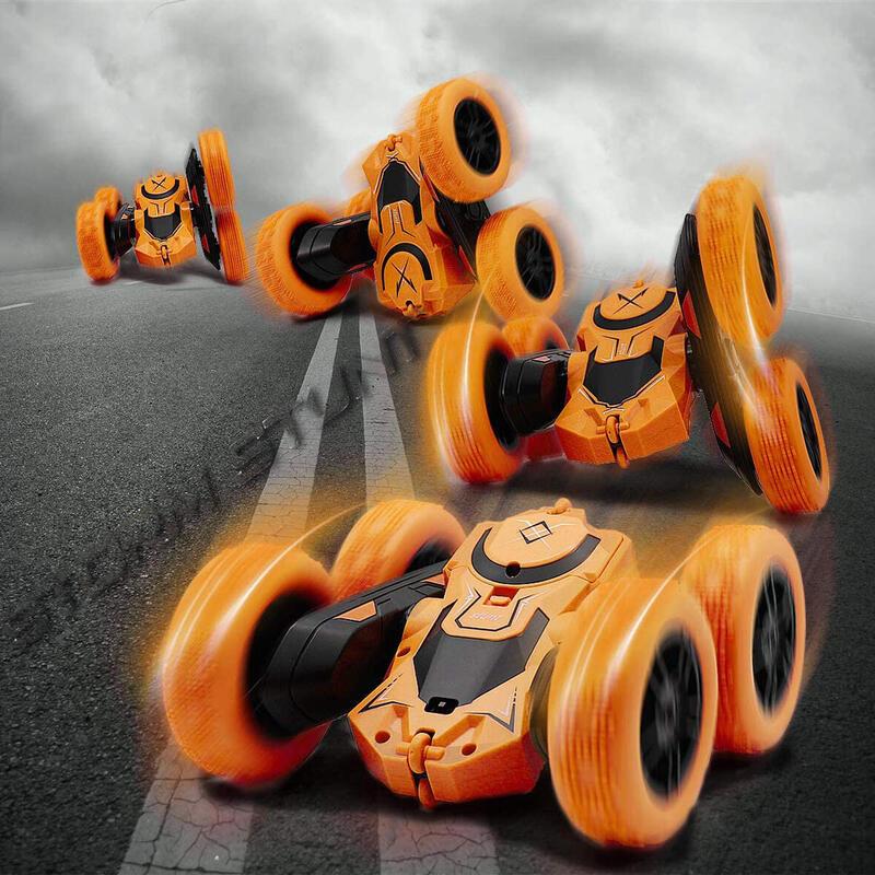 ラジコンカー 子供 オフロード 人気 速い ラジコン 両面走行 四輪駆動 4wd ドリフト 車 おもちゃ 誕生日 プレゼント 男の子
