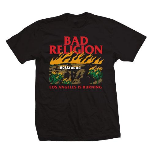 BAD RELIGION / BURNING