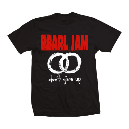 PEARL JAM / DON'T GIVE UP