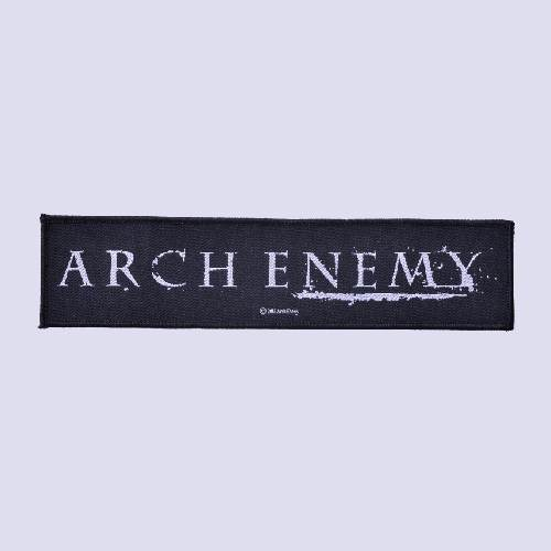 ARCH ENEMY パッチ(ARCH ENEMYロゴ 1行 小)