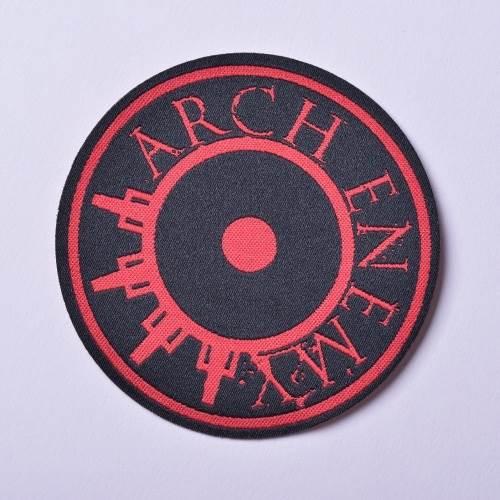ARCH ENEMY パッチ(ARCH ENEMYロゴ+シンボル・ロゴ)