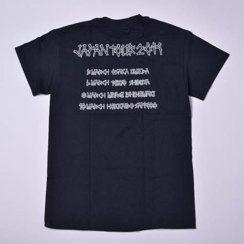 NAPALM DEATH / ツアーTシャツ 2019(Reaper)