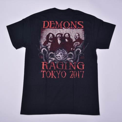 LOCK UP / ツアーTシャツ 2017